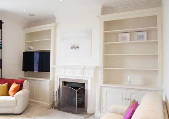 Alcove Cabinets & Wardrobes