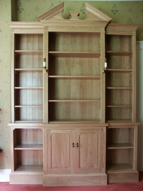 Bookcase.-Allenheads-Left