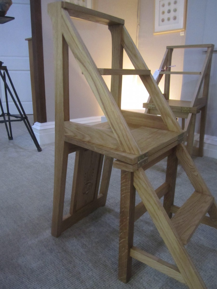 Chair-Ladder-chair-in-ladder-position.-Mcintosh-with-other-in-background