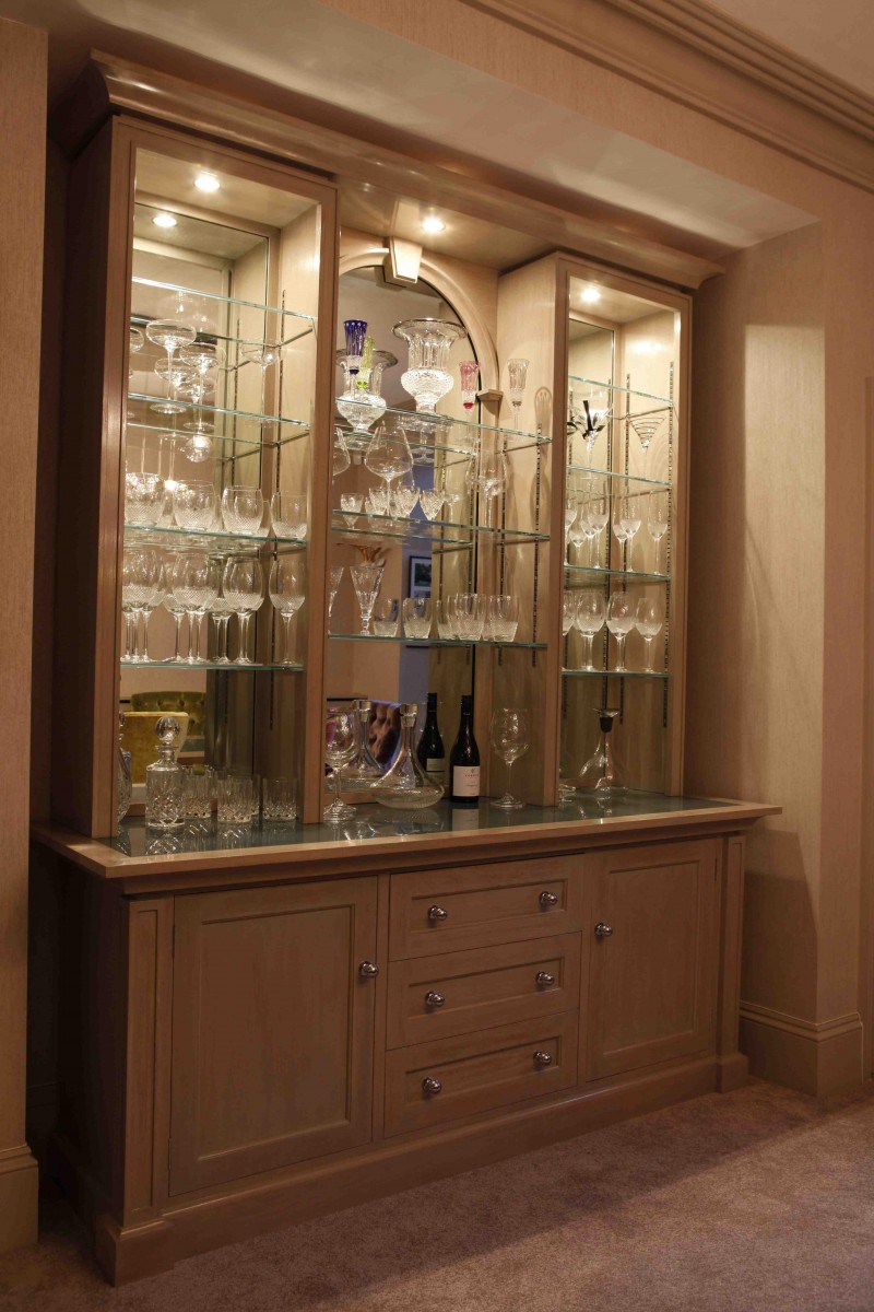 Lit-cabinet